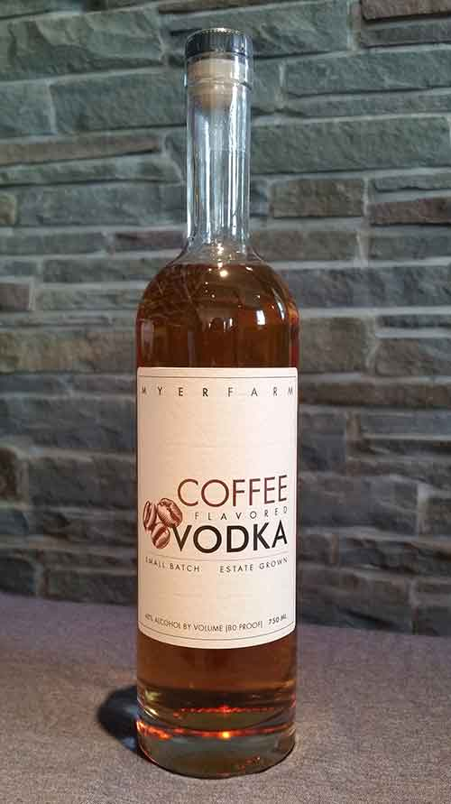 Myer Farm Coffee Flavored Vodka
